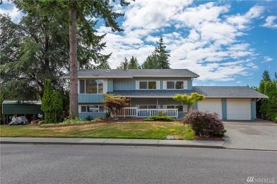 Bellingham Single Family Home For Sale: 2603 Crestline Dr