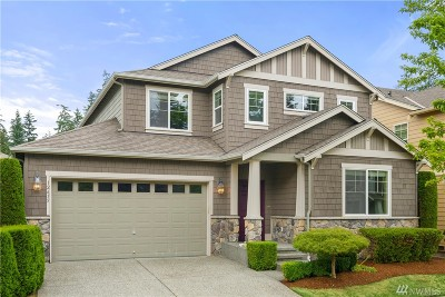 Mukilteo Single Family Home For Sale: 12655 Eagles Nest Dr.