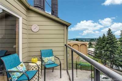 Mercer Island Condo/Townhouse For Sale: 2933 76th Ave SE #13D
