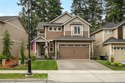 Lacey Single Family Home For Sale: 4245 Dudley Dr NE