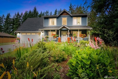 Port Orchard Single Family Home For Sale: 2186 Martin Ave