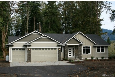 Arlington Single Family Home For Sale: 28613 74th Dr NE #5