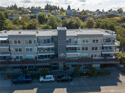 Seattle Commercial For Sale: 6042 Seaview Ave NW #101