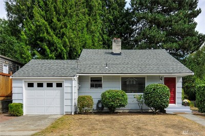 Seattle Single Family Home For Sale: 6250 39th Ave NE