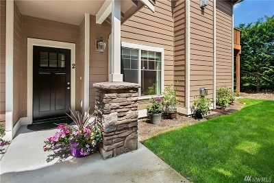 Maple Valley Condo/Townhouse For Sale: 21900 SE 242nd St #G2