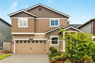 Lynnwood Single Family Home For Sale: 426 203rd St SW #42
