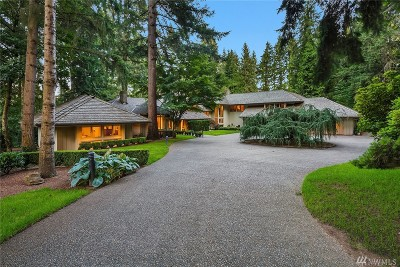 Bellevue Single Family Home For Sale: 3052 134th Ave NE