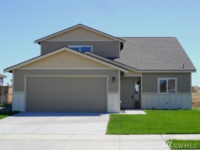 Moses Lake Single Family Home For Sale: 1305 W Century St