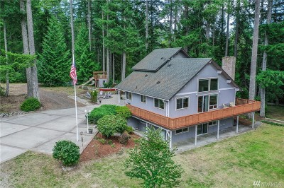 Port Orchard Single Family Home For Sale: 15880 Green Leaf Lane SW