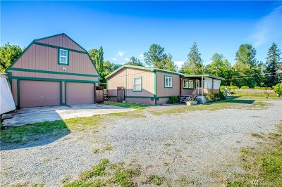 Orting Single Family Home Contingent: 18602 197th Ave E