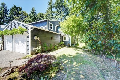 Single Family Home Sold: 13729 135th Ave NE
