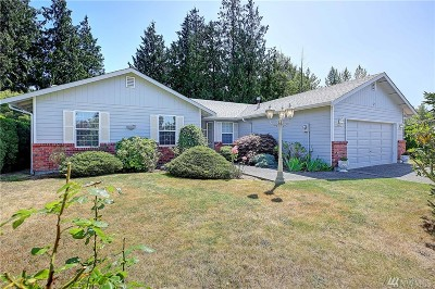 Mount Vernon Single Family Home For Sale: 434 S 29th Place