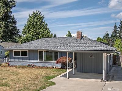 Shoreline Single Family Home For Sale: 1636 N 199th St