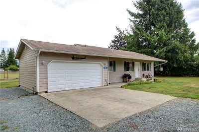 Sedro Woolley Single Family Home For Sale: 9585 Whatcom Lane