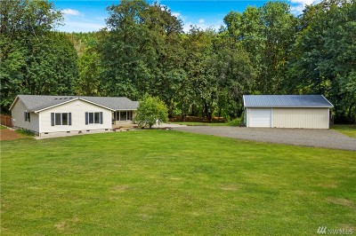 Lewis County Single Family Home Pending: 300 River Rd