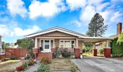 Ferndale Single Family Home For Sale: 5735 3rd Ave