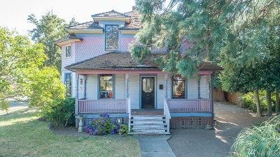 Tacoma Single Family Home For Sale: 5201 S I St