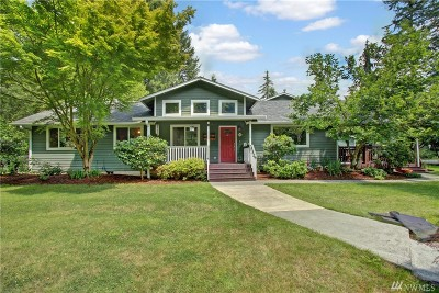 Carnation, Duvall, Fall City Single Family Home For Sale: 13512 317th Ave NE