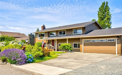 Anacortes Single Family Home Pending: 612 Hillcrest Dr.