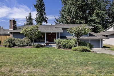 Renton Single Family Home For Sale: 16825 142nd Ave SE
