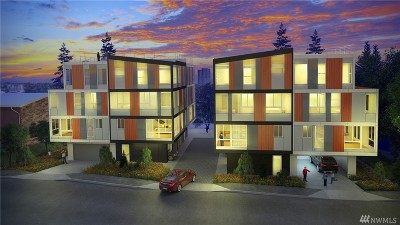Bellevue Condo/Townhouse For Sale: 10672 SE 2nd St #314A