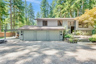 Woodinville Single Family Home For Sale: 18217 194th Ave NE