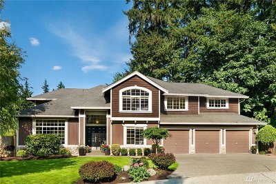 Bothell Single Family Home For Sale: 23919 30th Dr SE