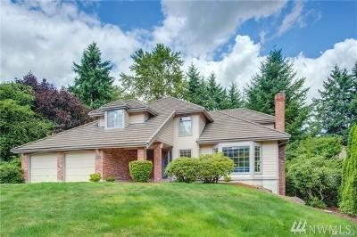 Bellevue Single Family Home For Sale: 3936 113th Ave NE