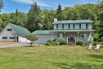 Langley Single Family Home Pending: 3277 East Harbor Rd