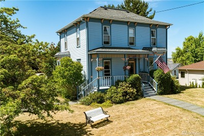Coupeville Single Family Home For Sale: 704 N Main St