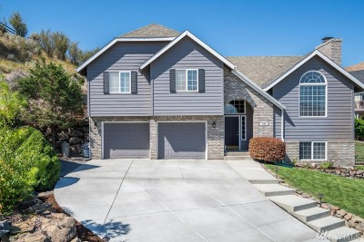 Wenatchee Single Family Home For Sale: 306 Canyon Place