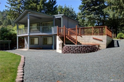Concrete Single Family Home For Sale: 8989 E Pressentin Dr