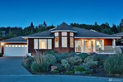 Clinton Single Family Home Pending Inspection: 8253 Bayshore Dr