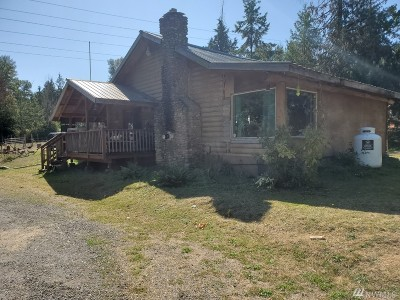 Spanaway Single Family Home For Sale: 27421 Weiler Rd E
