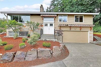 Bellevue Single Family Home For Sale: 4561 167th Lane SE