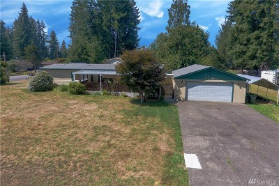 Olympia Single Family Home For Sale: 2503 Scotlac Dr SW