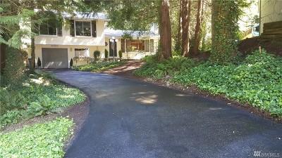 Sammamish Single Family Home For Sale: 22045 NE 1st St