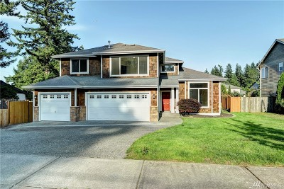 Federal Way Single Family Home For Sale: 35642 9th Ave SW