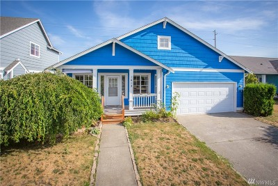 Lynden Single Family Home For Sale: 1413 Spruce St