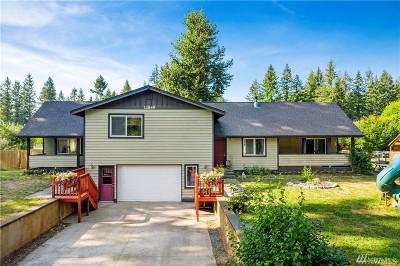 Rainier Single Family Home Pending Inspection: 12849 Horizon Pioneer Rd SE