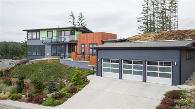 Anacortes Single Family Home For Sale: 3917 Rock Ridge Pkwy