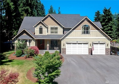 Puyallup Single Family Home For Sale: 15514 133rd Ave E