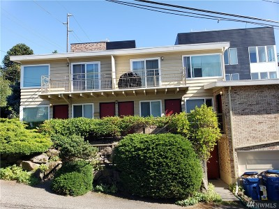 Seattle Multi Family Home For Sale: 1200 5th Ave N