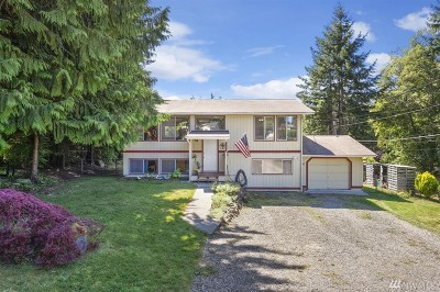 Poulsbo Single Family Home Pending: 26087 Jade Ct NW