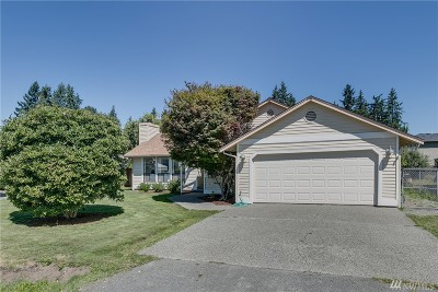 Renton Single Family Home For Sale: 5000 SE 2nd Place