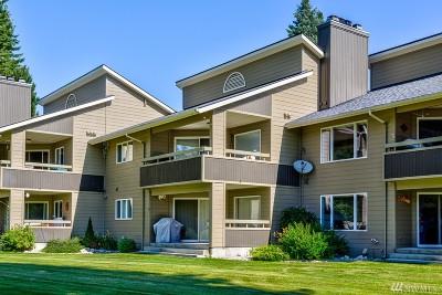 Leavenworth Condo/Townhouse For Sale: 20795 Kahler Dr #F6