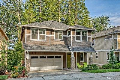 Bothell Single Family Home For Sale: 17821 3rd Ave SE