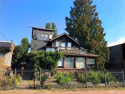Seattle Commercial For Sale: 652 NW 85th St
