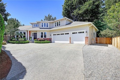 Kirkland Single Family Home For Sale: 1919 4th St