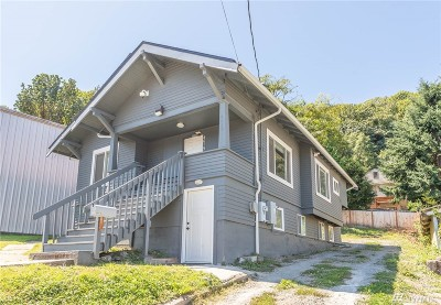 Single Family Home For Sale: 4019 16th Ave SW